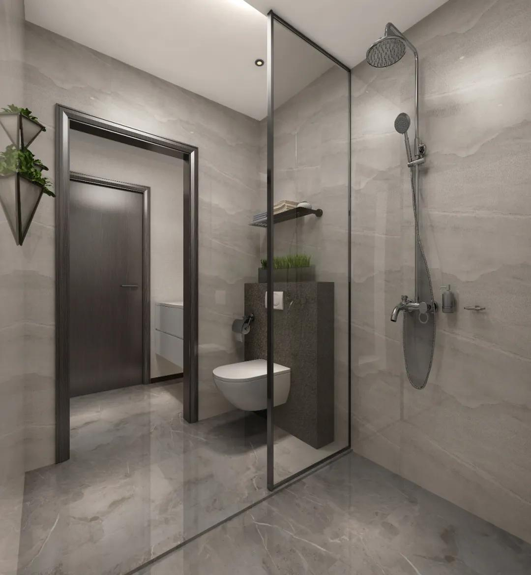 马桶、卫浴柜……卫生间物